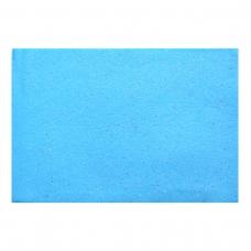 Набор Фетр Santi мягкий с глиттером, голубой, 21*30см (10л)