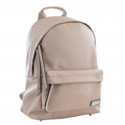 Рюкзак молодёжный YW-21, 30*38*13, бежевый