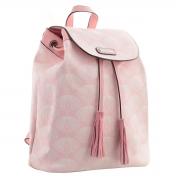 Рюкзак молодёжный YES YW-25, 17*28.5*15, розовый