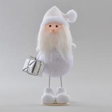 Дед Мороз Yes! Fun декорированный серебром