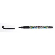 """Ручка гелевая """"ZAPP"""" черная 0,7 мм """"LINC"""""""