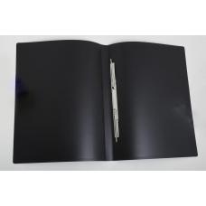 Папка-скоросшиватель А4 D1806-01 черная