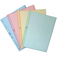 Файл цветной А4 40 мкм L3605 100шт