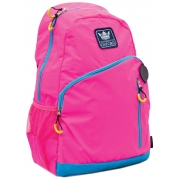 "Рюкзак подростковый Х229 ""Oxford"", розовый, 30.5*16.5*47см"