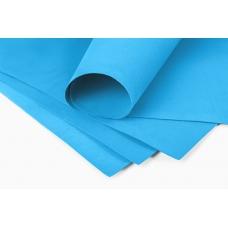 Набор Фоамиран голубой, 60*70см (10л)