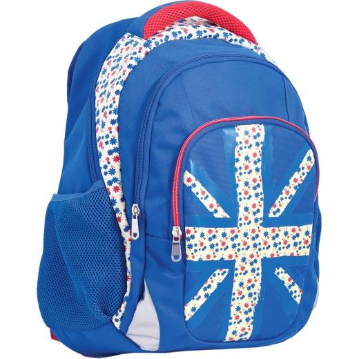 "Рюкзак подростковый YES  Т-11 ""Britain"", 44*32*17см"