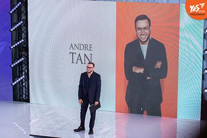 Андре Тан & бренд «YES» продемонстрировали новую коллекцию школьных рюкзаков 2021