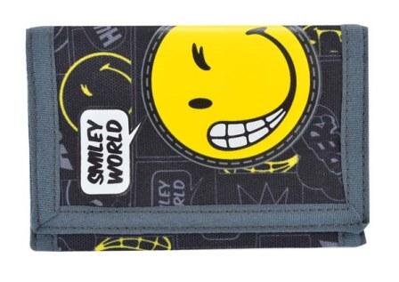 Кошелек Smiley world, 25*12.5