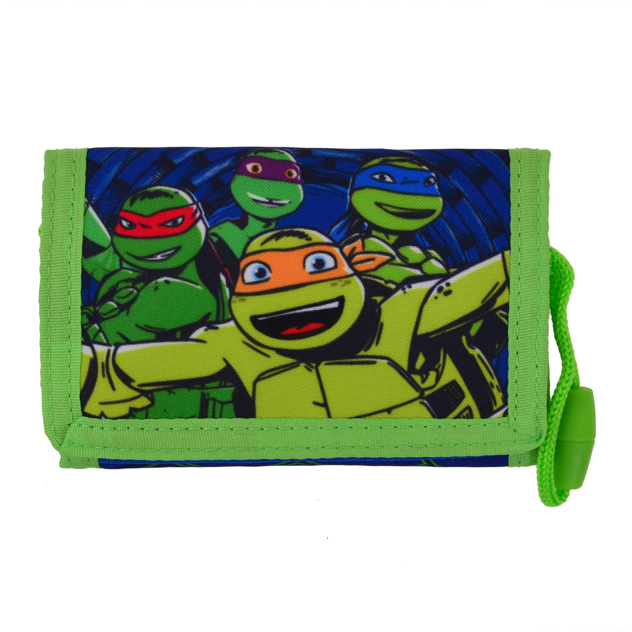 Кошелек Turtles, 25*12.5