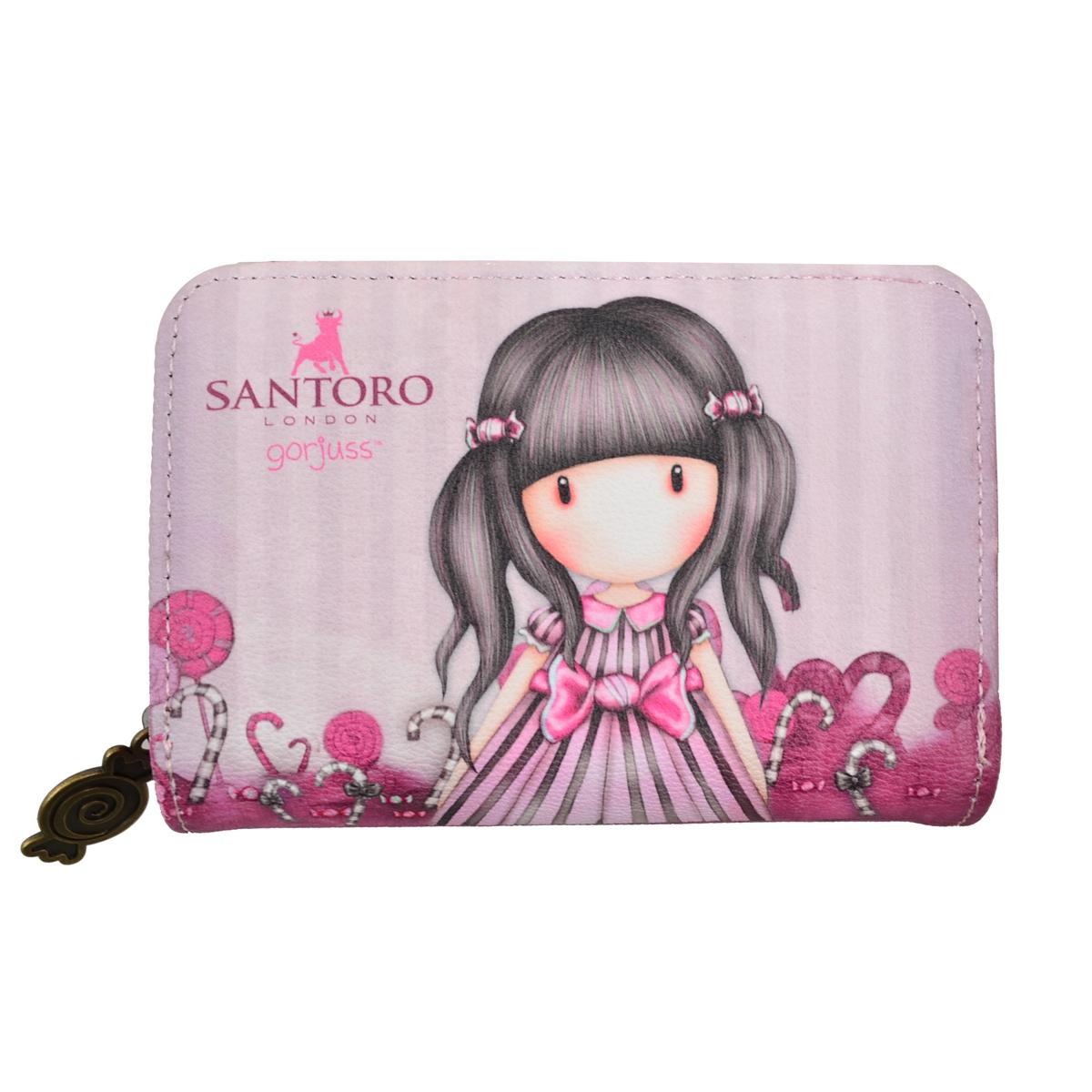 Кошелек W-02 &apos&apos Santoro Little Candy&apos&apos