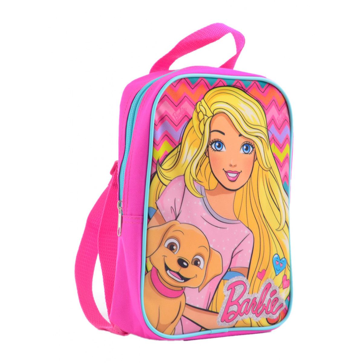 Рюкзак детский K-18 Barbie, 24.5*17*6