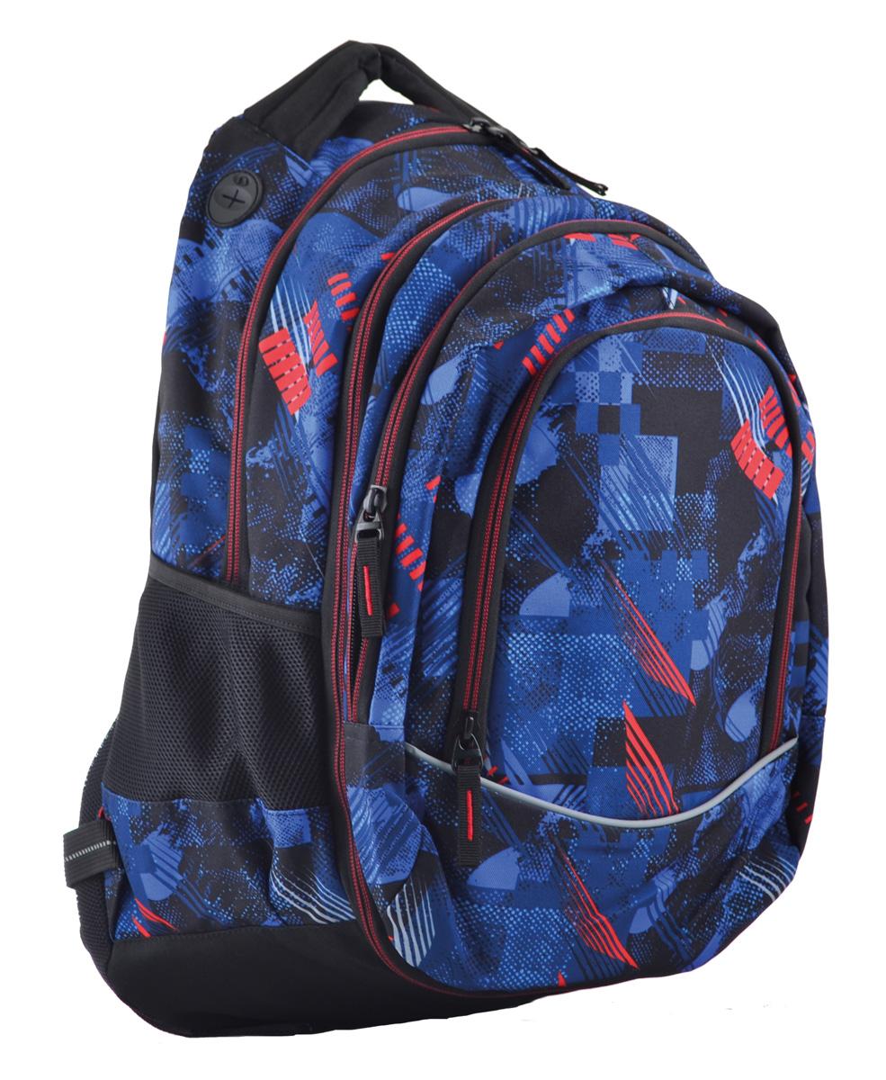 Рюкзак молодежный 2в1 Т-40 Trace, 49*32*15.5