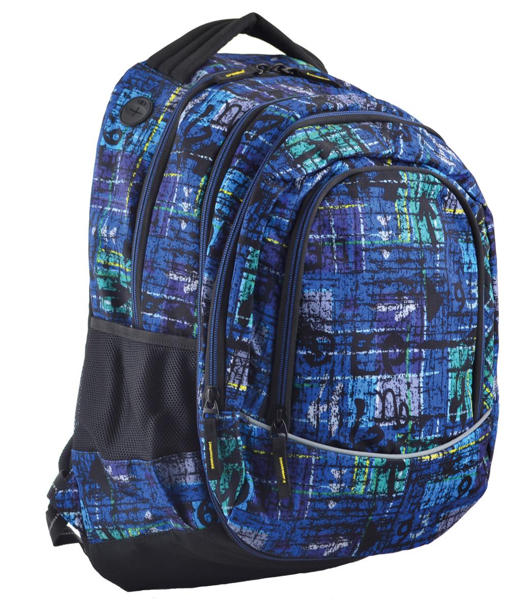 Рюкзак молодежный 2в1 Т-40 Way, 49*32*15.5