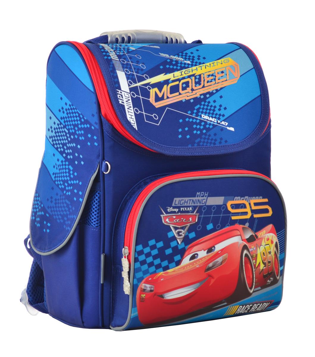 Рюкзак каркасный H-11 Cars, 33.5*26*13.5