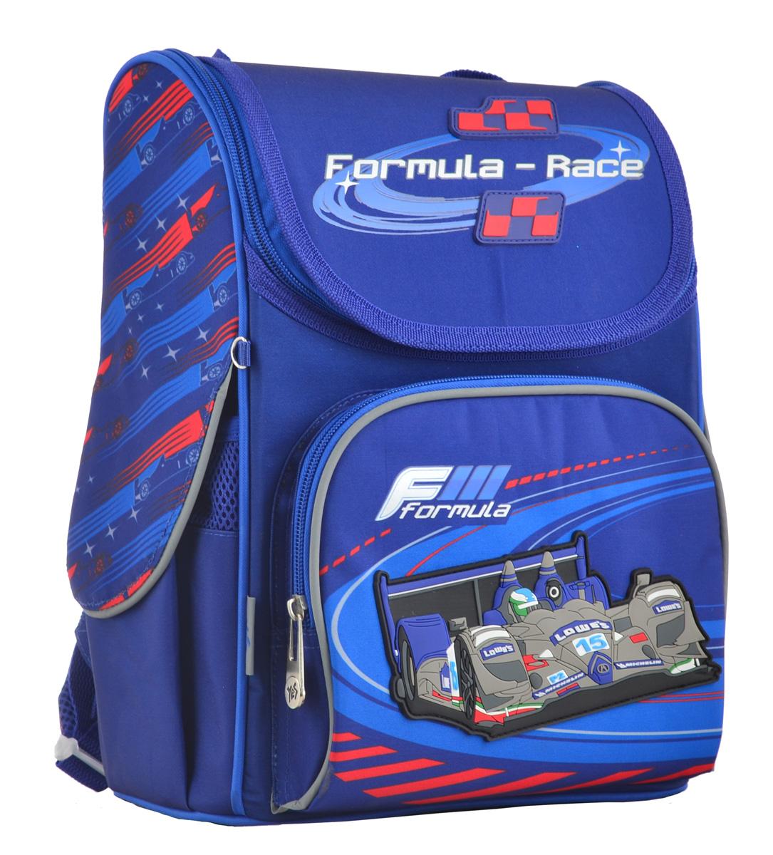 Рюкзак каркасный H-11 Formula-race, 33.5*26*13.5