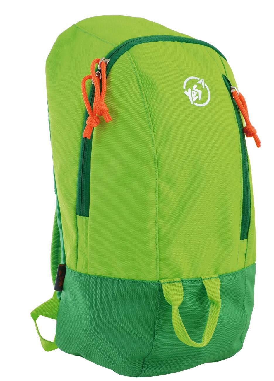 Рюкзак спортивный VR-01, зеленый