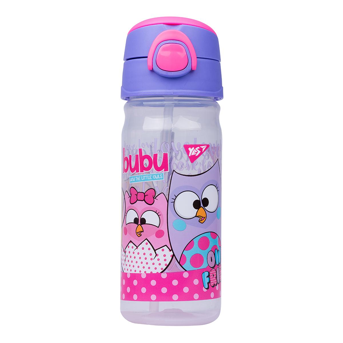 """Бутылка для воды YES &quotBubu"""", 450мл"""