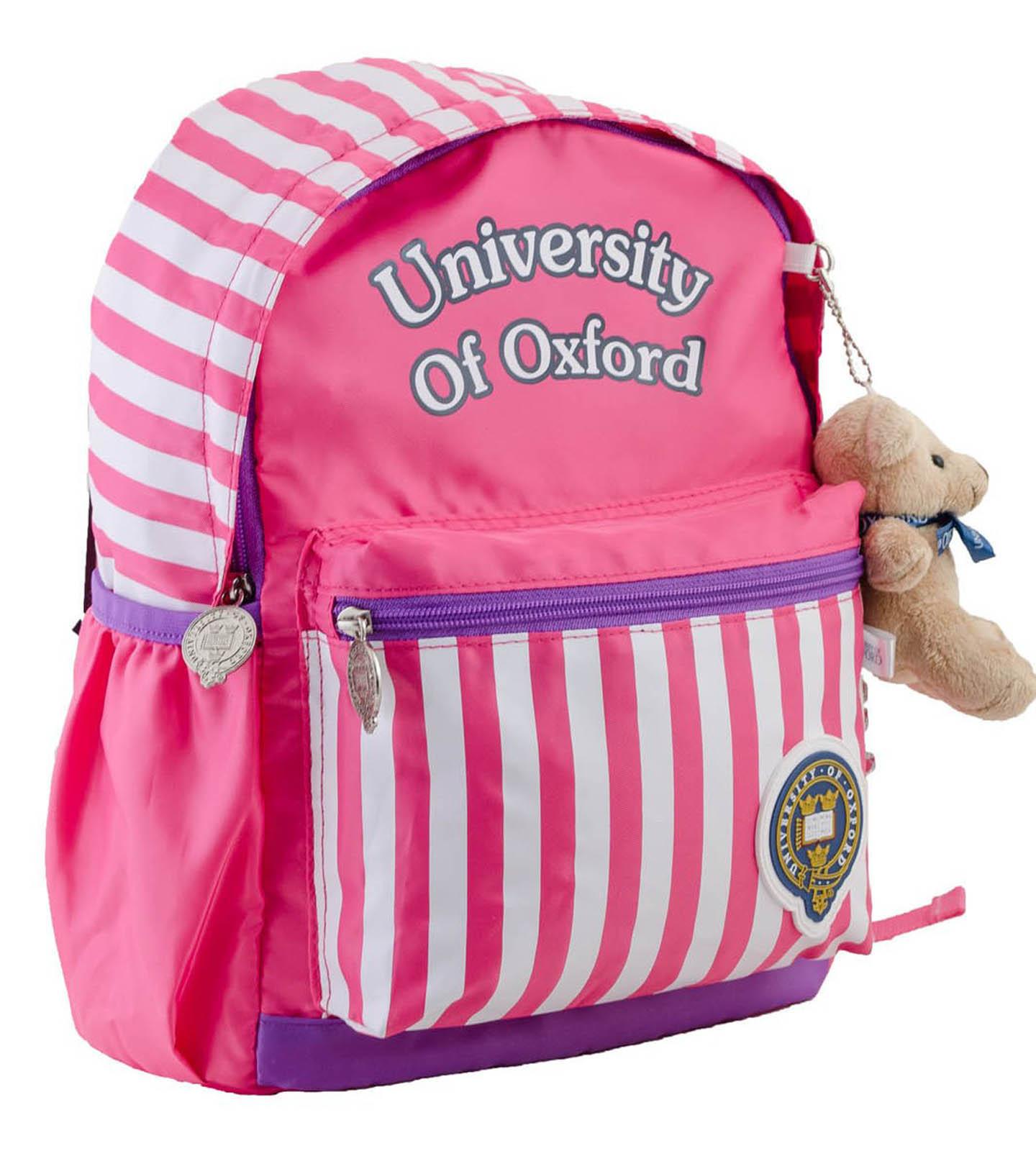 Рюкзак детский  YES  OX-17, розовый, 24.5*32*14