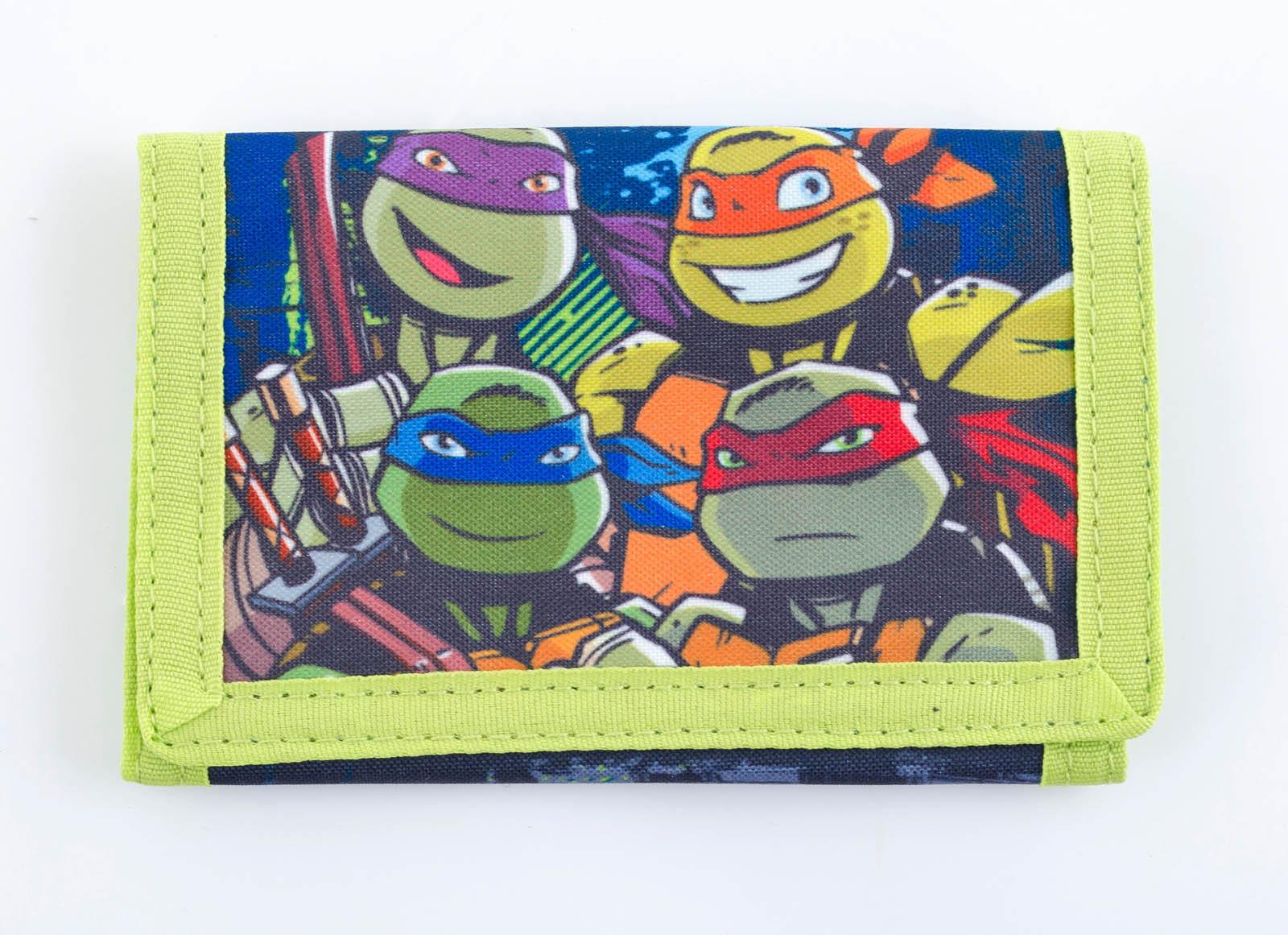 Кошелек Turtles, 24.5*12