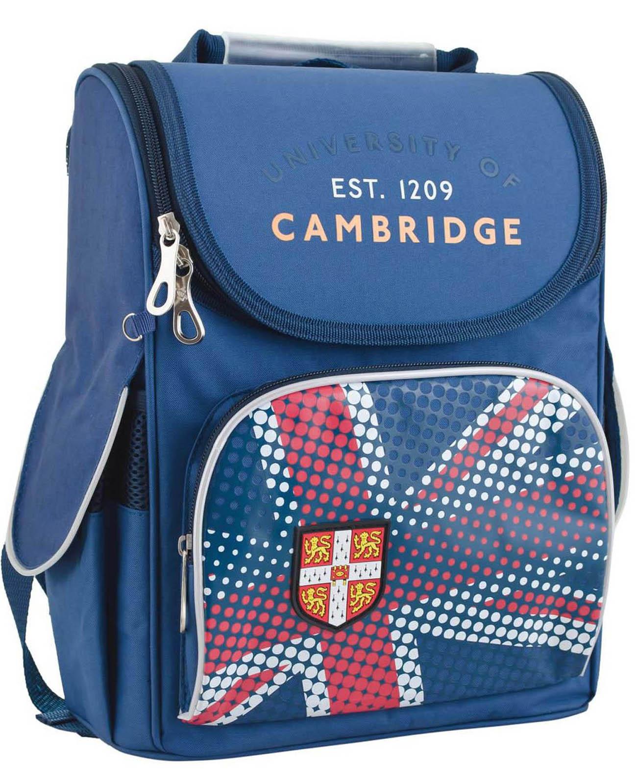 Рюкзак каркасный H-11 Cambridge blue, 34*26*14