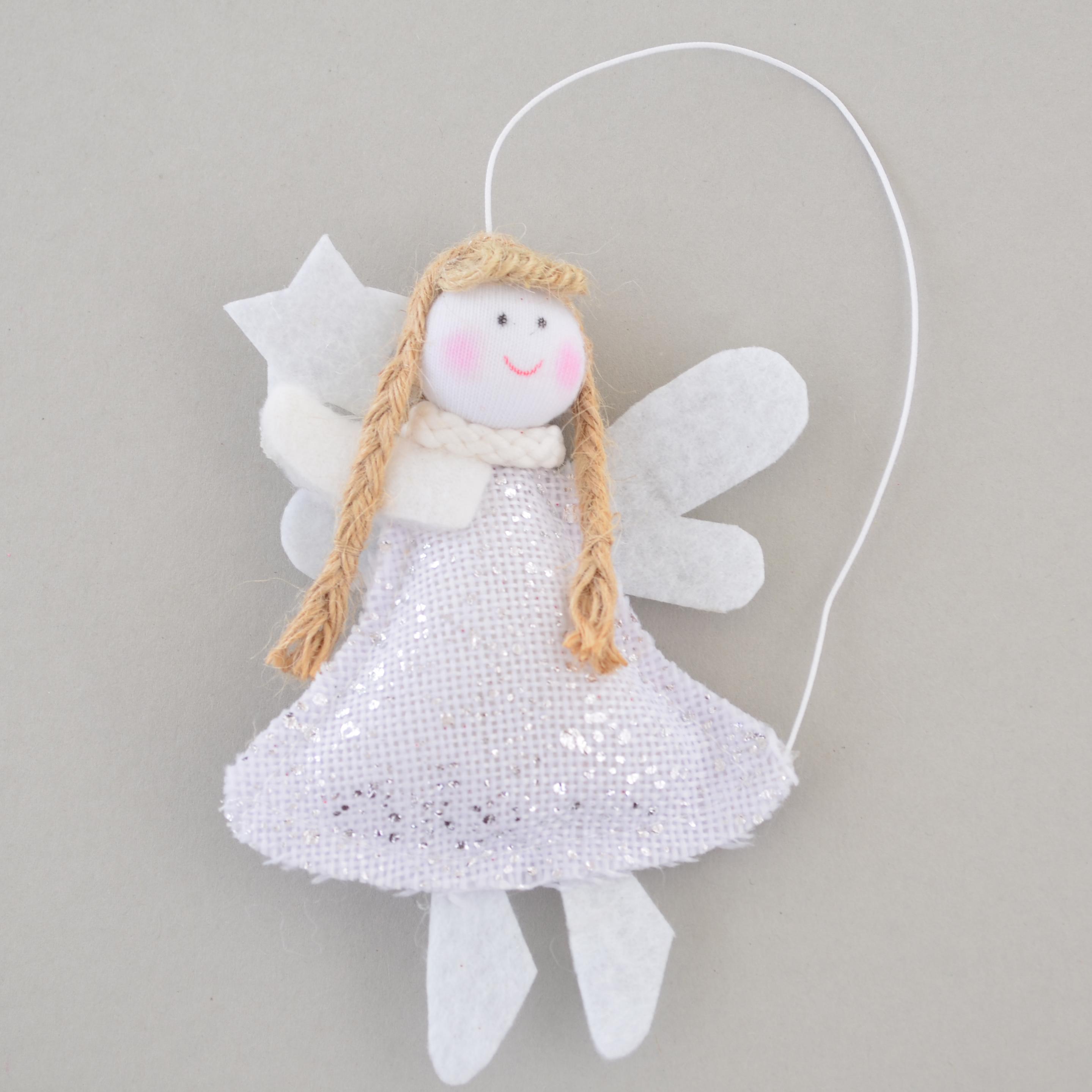 Ангел со звездочкой №4
